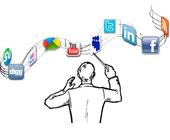 社交媒体数据挖掘:尚未开发的潜力